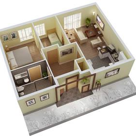 3d програмку по дизайну квартир